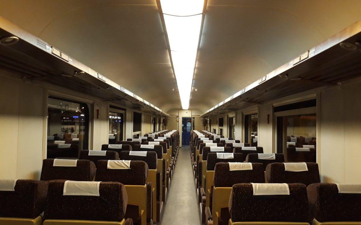Kiedy remont wagonów bezprzedziałowych z pociągów międzynarodowych?