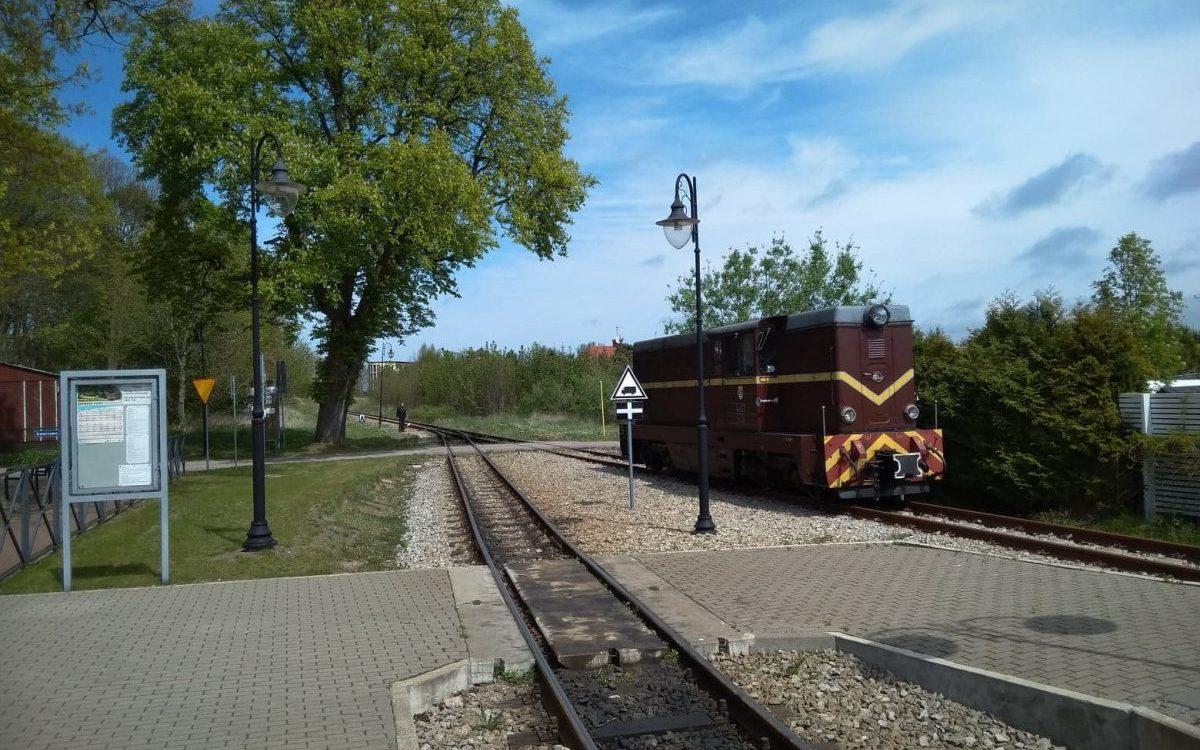 Pomysł na weekend: Nadmorska Kolej Wąskotorowa