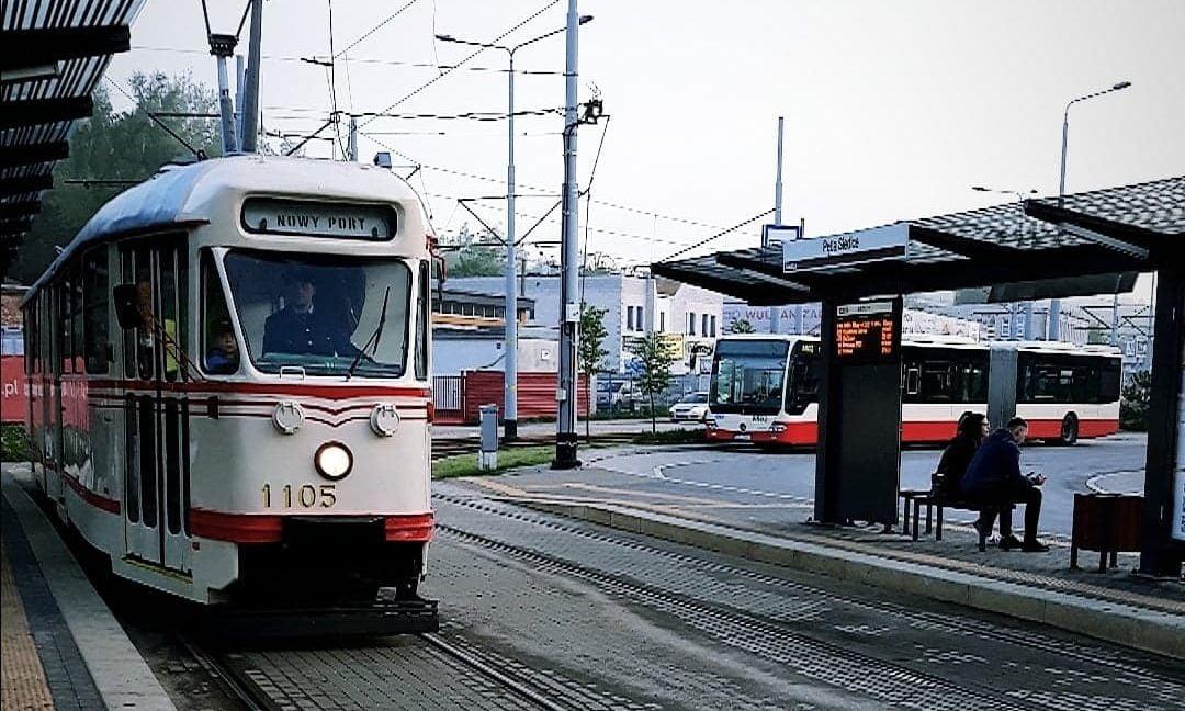 Gdańsk: zabytkowa stodwójka pojedzie na linii regularnej