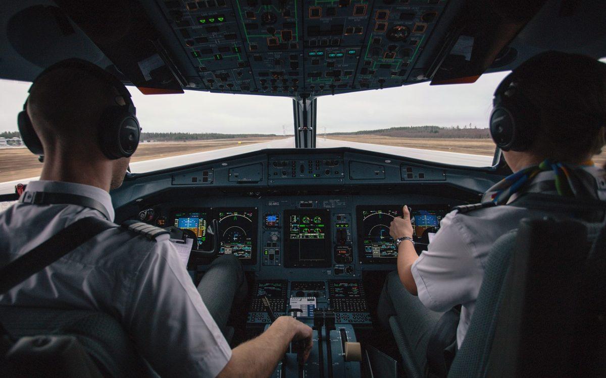 Jak zostać pilotem samolotu rejsowego?