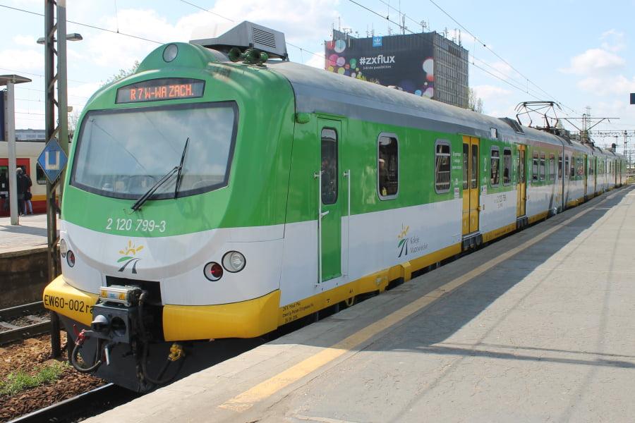 EW60 – nieudana próba stworzenia taboru dla kolei miejskiej
