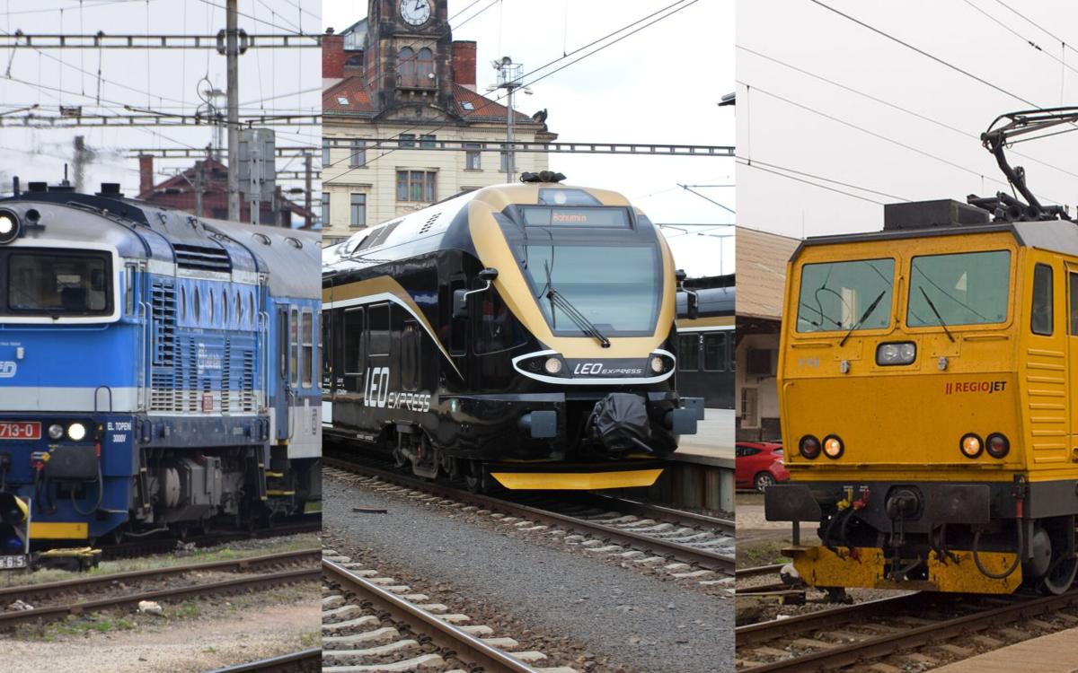 Kolej na trasie Ostrawa – Praga. Oferta na zliberalizowanym rynku