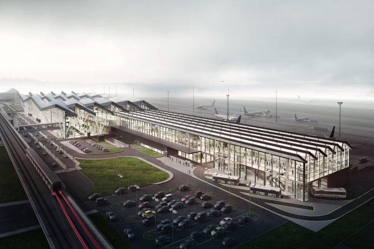Port Lotniczy w Gdańsku będzie rozbudowany – jest umowa