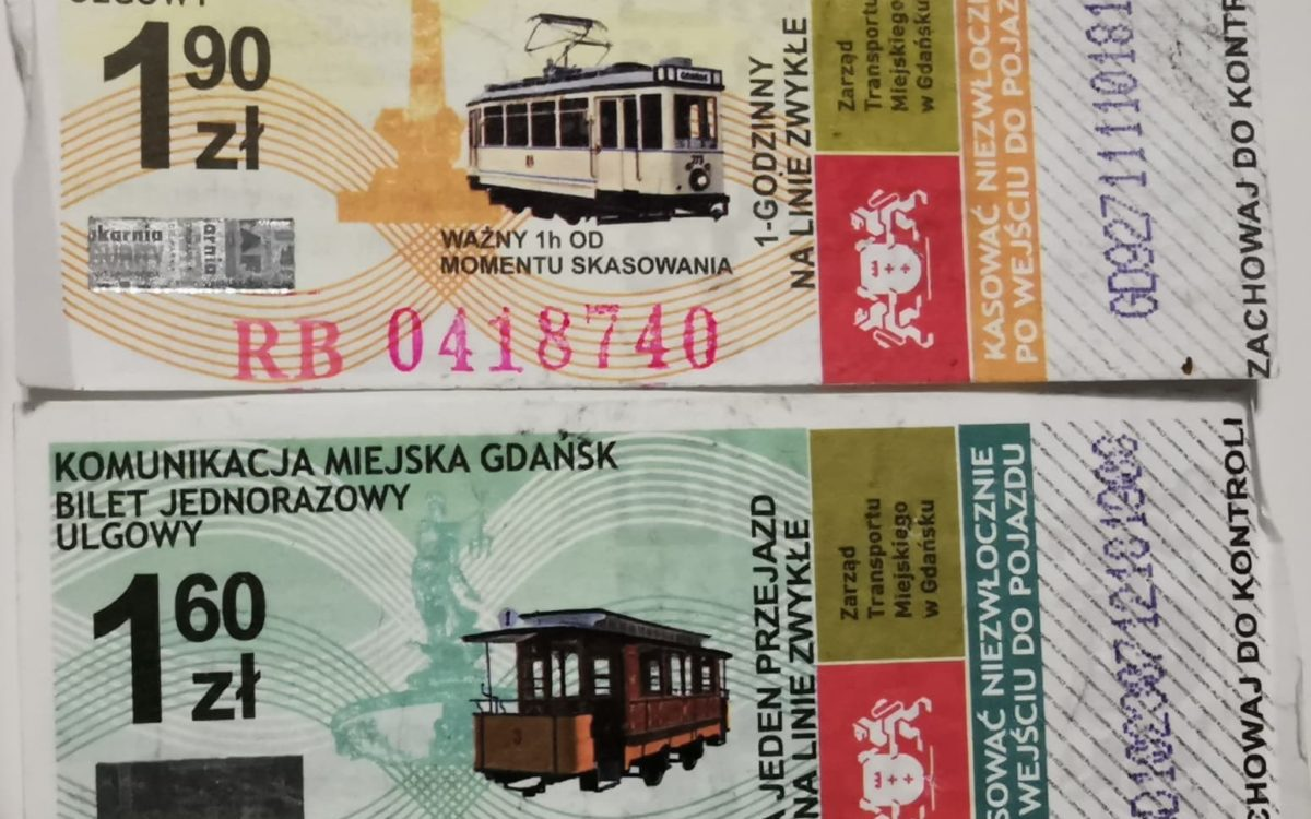 Podwyżki cen biletów od jutra w Łodzi. Wkrótce dołączą Gdańsk i Poznań