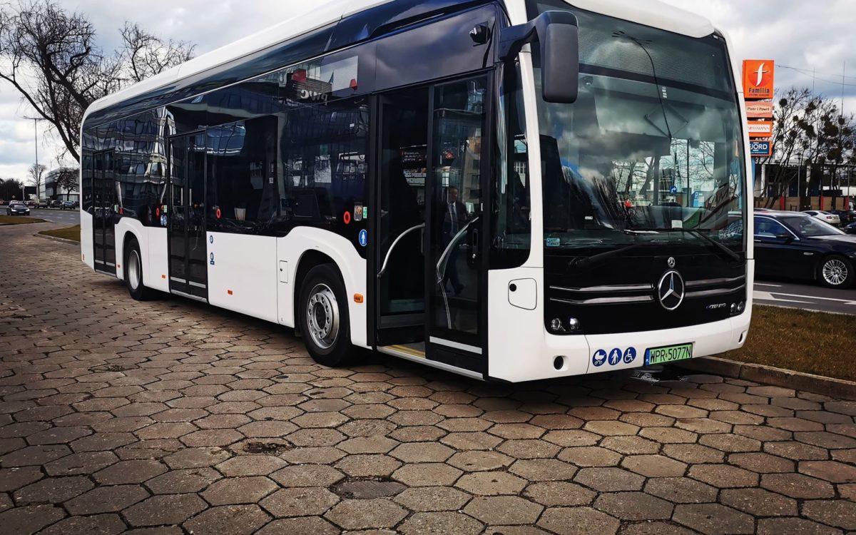 Mercedes eCitaro – czy dorówna klasycznym autobusom?