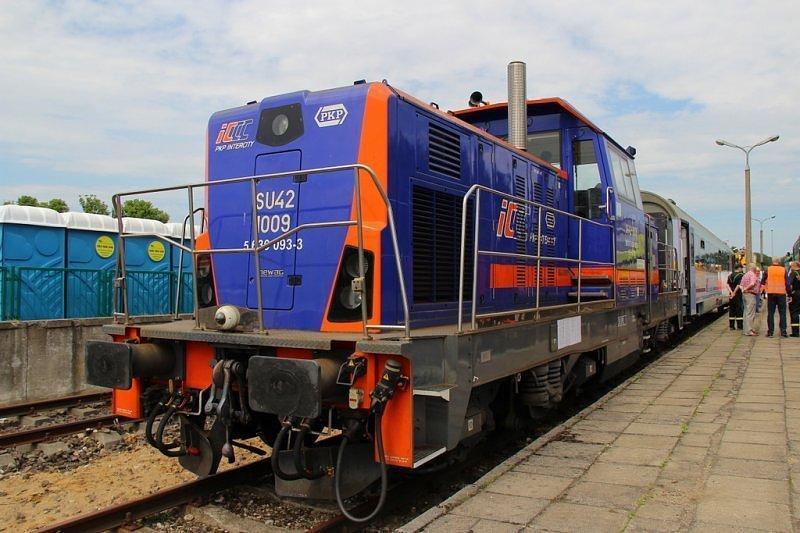 Przestarzały park lokomotyw PKP Intercity. Kiedy znikną EP07?