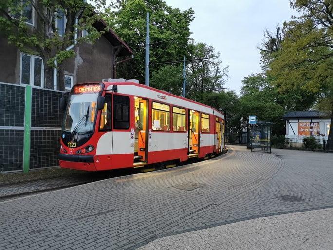 Tramwaje N8C w Gdańsku